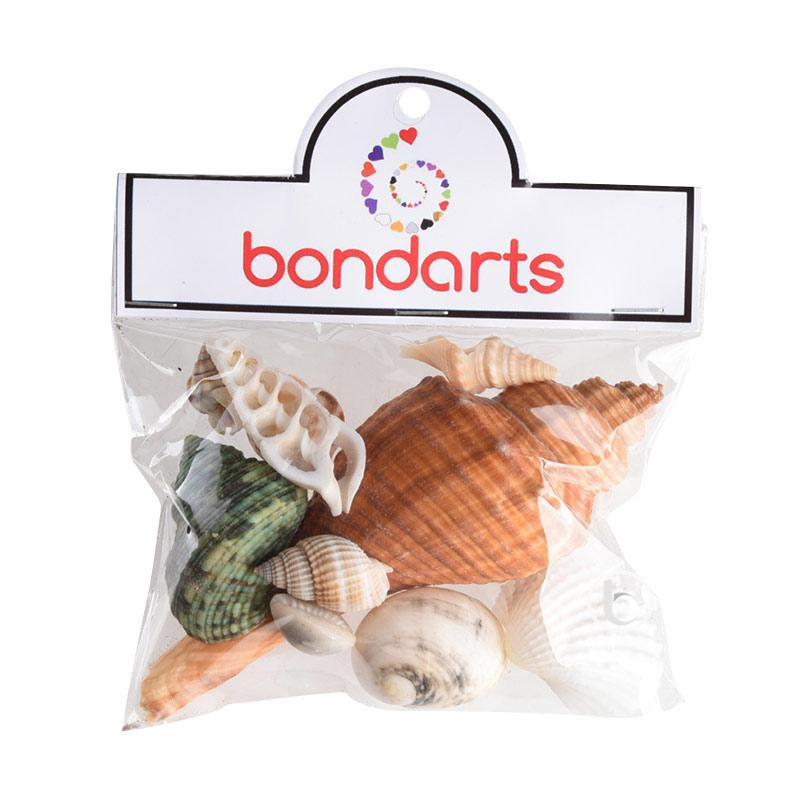 Bondarts Paket Kerang Peralatan Kerajinan [Small Pack]