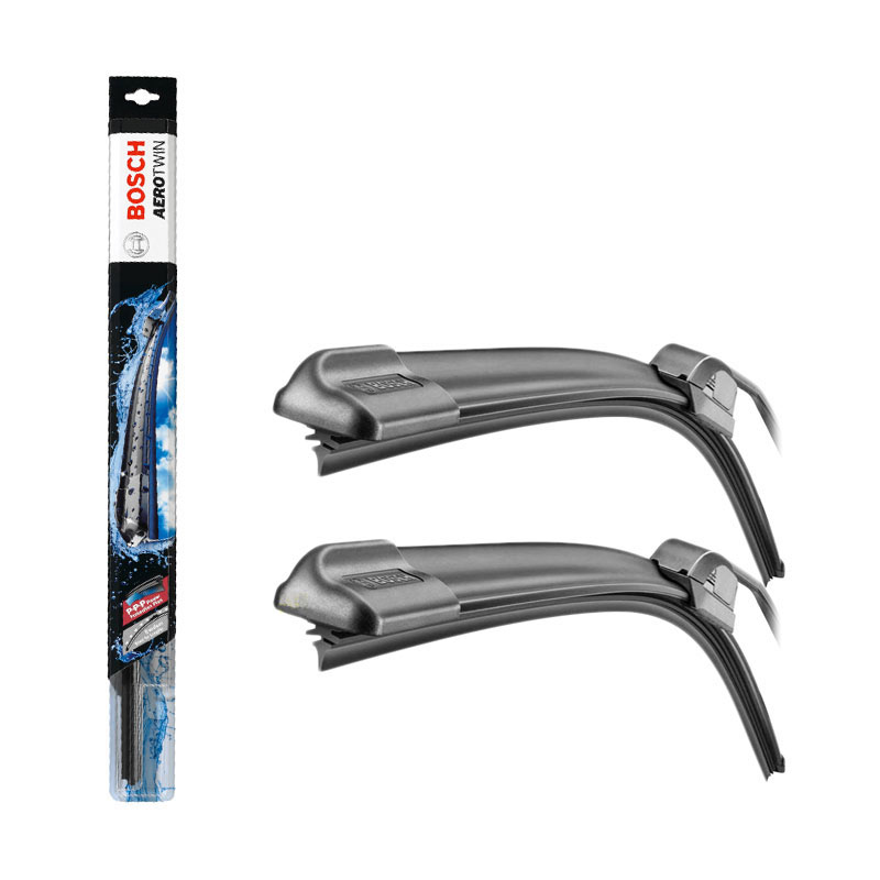 Bosch Premium Aerotwin Wiper for All New Jazz [2 pcs/Kanan & Kiri]