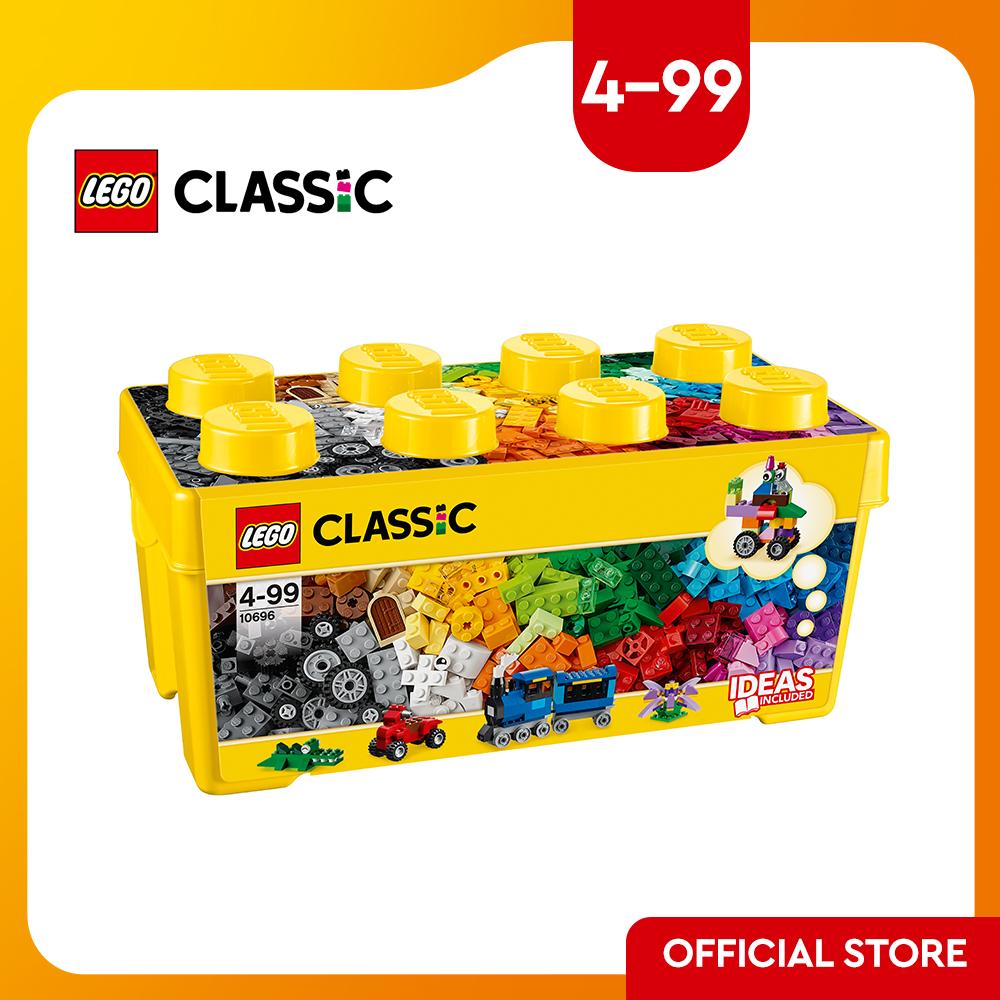 LEGO®? LEGO Classic 10696 LEGO® Medium Creative Brick Box (484 pieces)