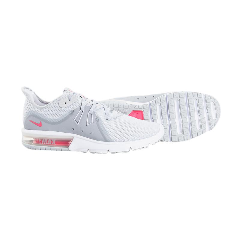 Nike Women Running Air Max Sequent 3 Sepatu Lari Wanita