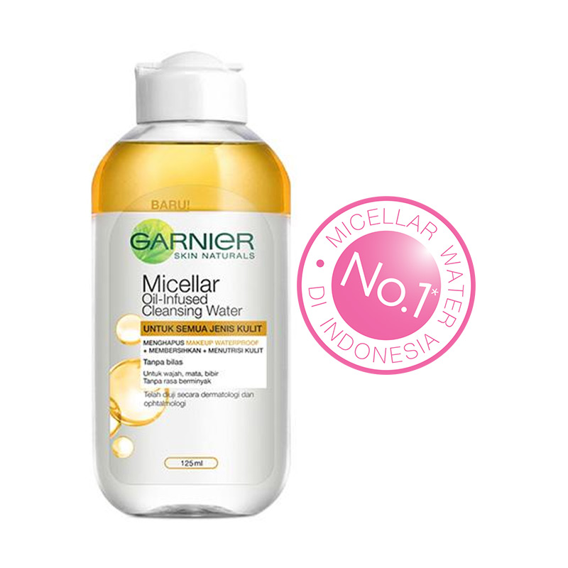 Garnier Micellar Oil Infused Cleansing Water Bi Phase