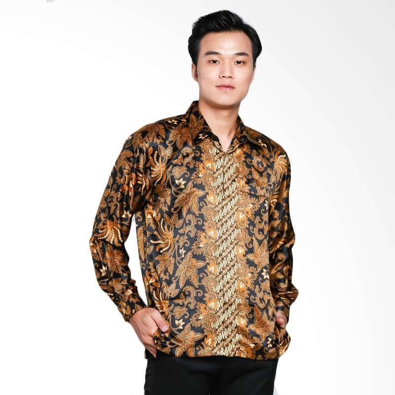 Jual Blitique Aryan Kucewara Kemeja Batik Pria