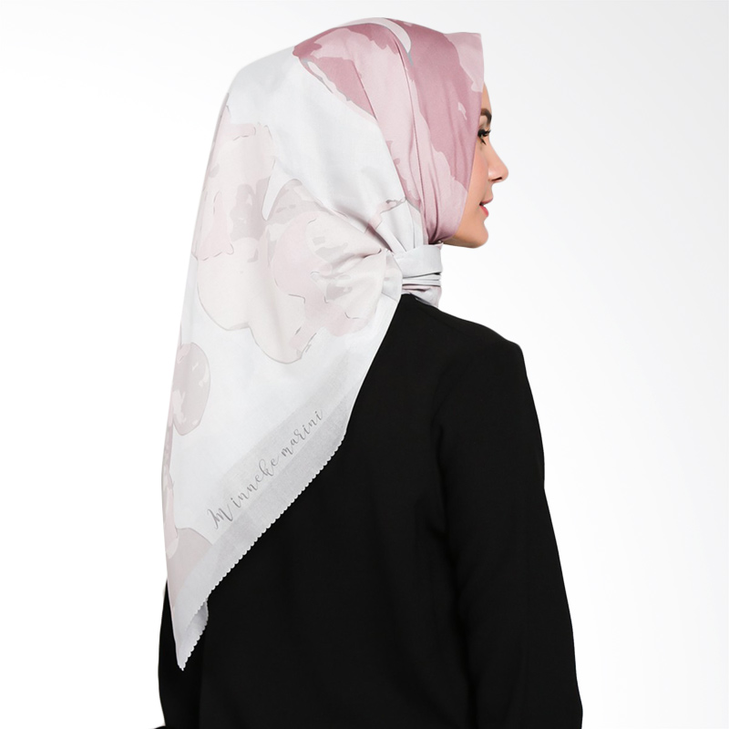 Inneke Marini Mayla Hijab Sky Blue