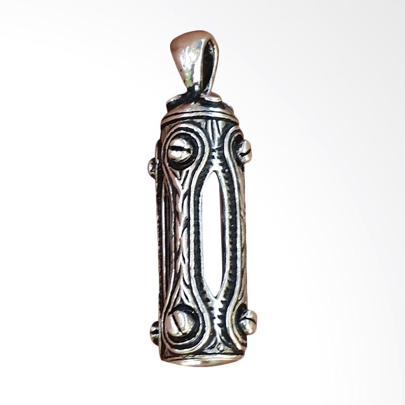 Kristal Hati. Source · J117 New 4 Daun 18 Kb Emas Plating . Source · Muslim JewelryJawshan 4 Pilar Vial Pendant Liontin Perak