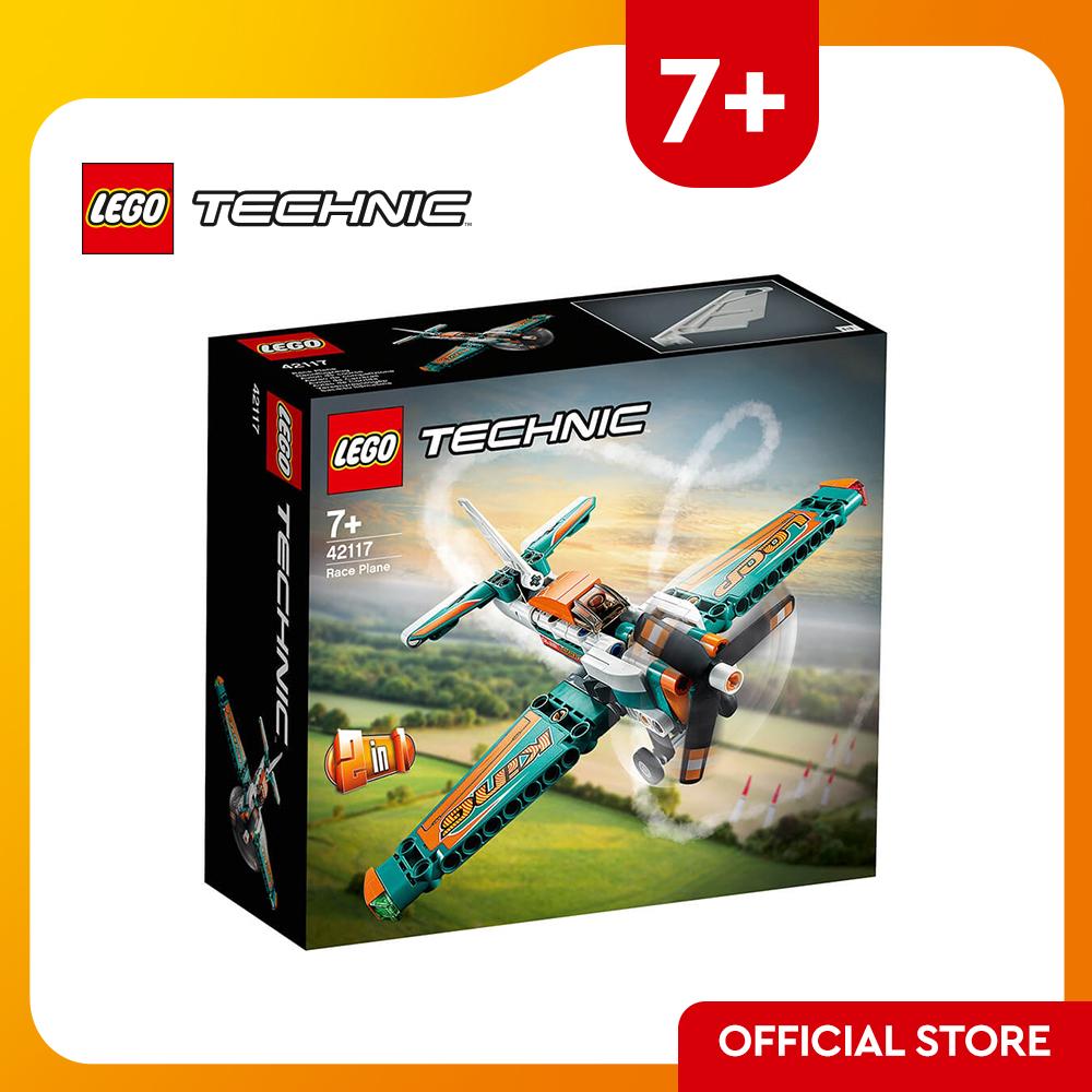 LEGO®? Technic 42117 Race Plane (154 pieces) Blocks & Stacking Toys