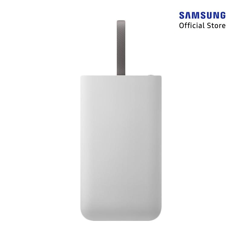 ST3 Reguler - Samsung Fast Charge Battery Pack Powerbank - White [5.1A/ Slim/ In&Out/ 5100 mAh]