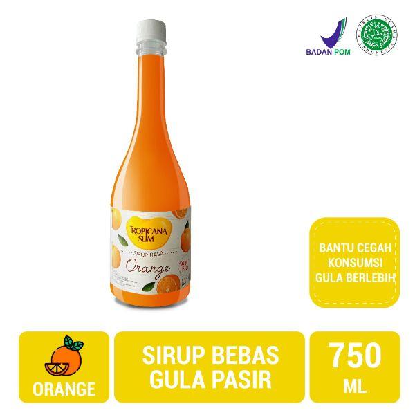 Tropicana Slim Orange Sirup