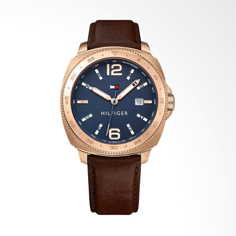 Tommy Hilfiger Men Watch - Brown [1791431]