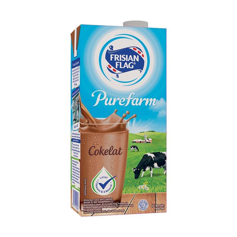 Frisian Flag Cokelat Susu UHT