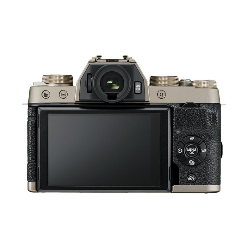 harga Pre Order Fujifilm X-T100 Kit XC 15-45mm Kamera Mirrorless + Free Instax Mini 8 + Sirui Sling Lite 8 + SDHC Sandisk Extreme 32GB + Tripod Sirui 3T-35K Blibli.com