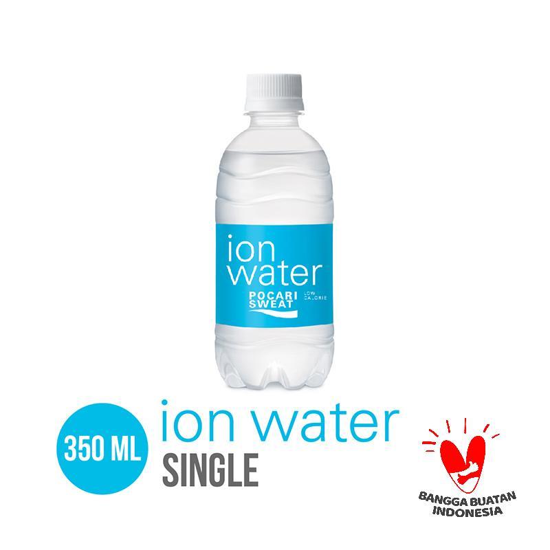 harga Ion Water Pet 350 ml [8997035601017] Blibli.com