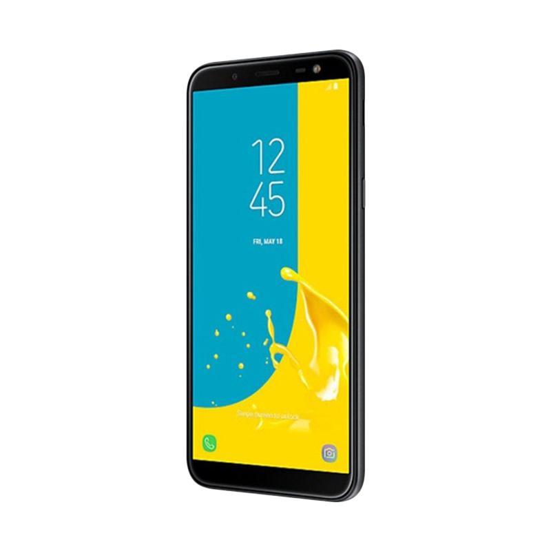 harga Samsung Galaxy J6 (Black, 32 GB) Blibli.com