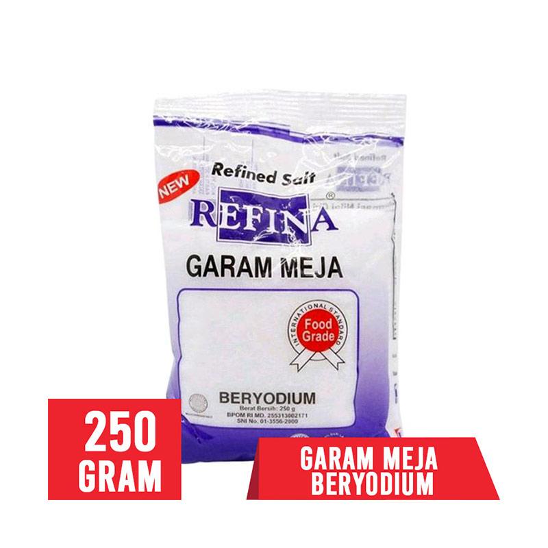 Refina Garam Meja 250 g