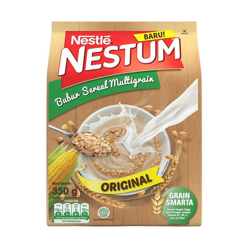 Nestle Nestum Original Bubur Sereal Multigrain 350 g