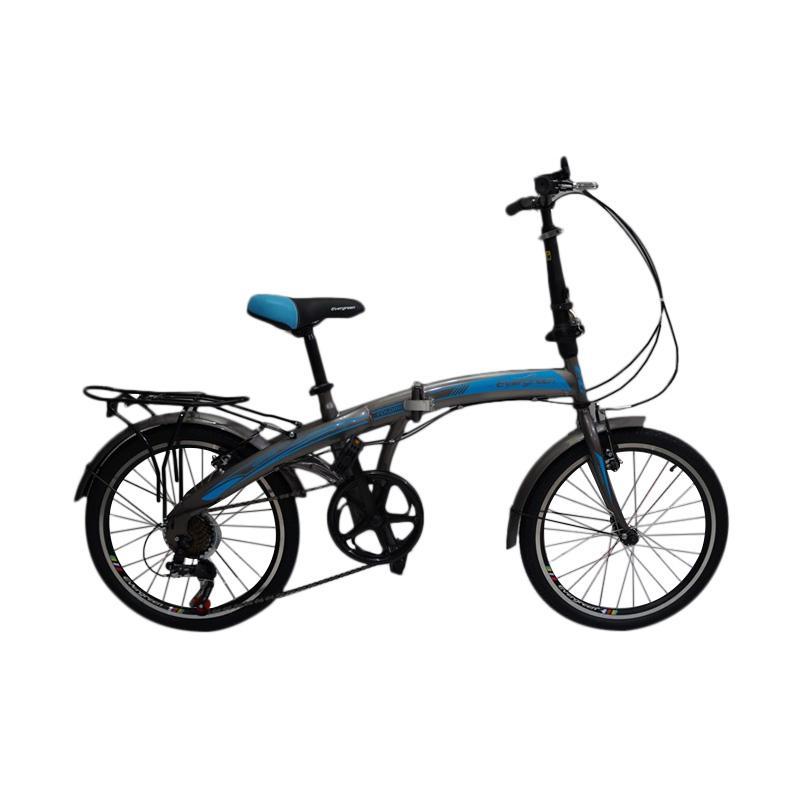 Evergreen Sepeda Lipat 20 Inch