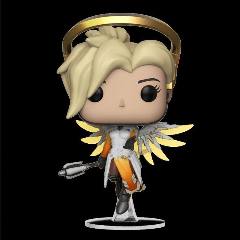 Jual Funko Pop Games Overwatch Mercy 304 Action Figure Online Oktober 2020 Blibli Com