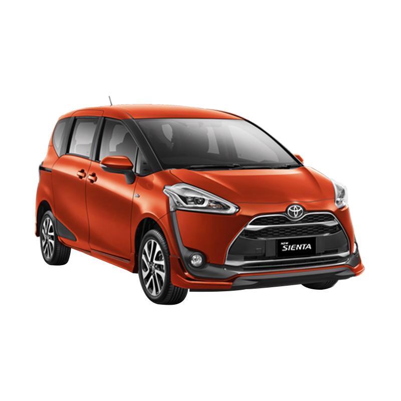 Toyota Trust Certified Used Car Sienta Q 2017 AT Bensin Mobil [Paket TDP]