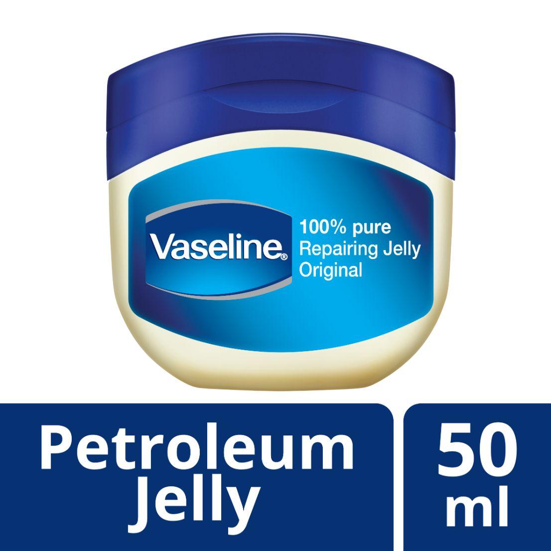 Vaseline Petroleum Jelly 50 mL