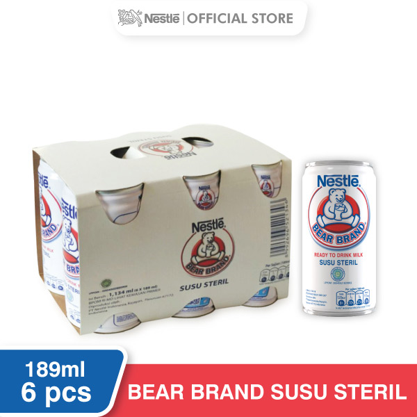 Bear Brand RTD Milk