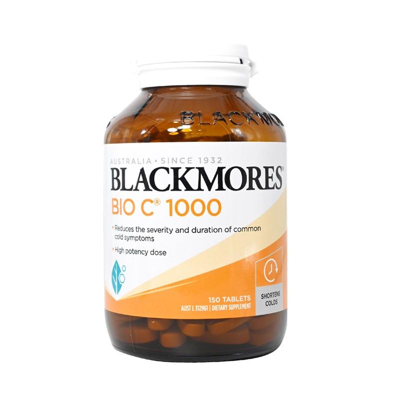 Jual Blackmores Bio C 1000 Mg Vitamin 150 Tablets Online Desember 2020 Blibli