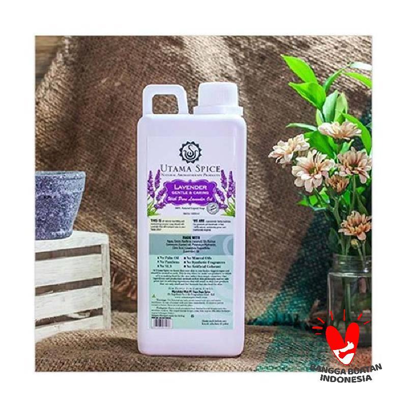 Utama Spice Lavender Liquid Soap 1 L