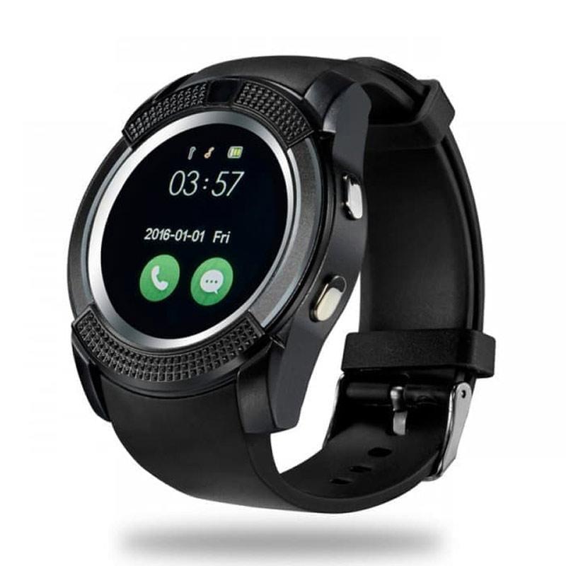 Jual Yangunik Jam Tangan Pintar SmartWatch V8 Smart Watch SIM GSM Bluetooth  Online November 2020 | Blibli.com