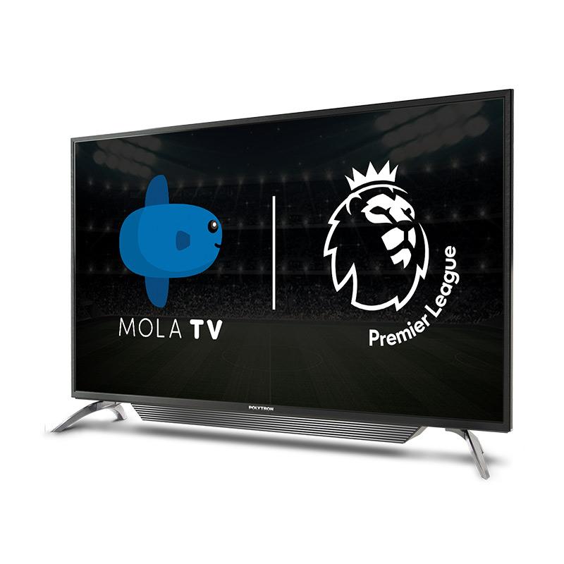 Pre Order Mola Polytron Smart TV 43 Inch