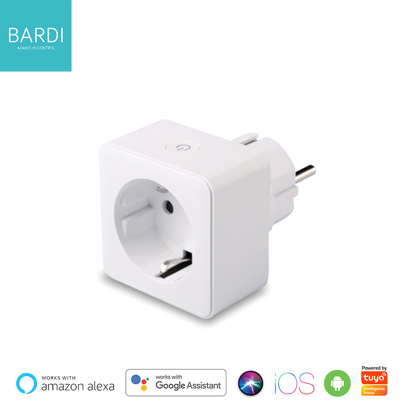 Bardi Indonesia Smart PLUG WiFi Wireless