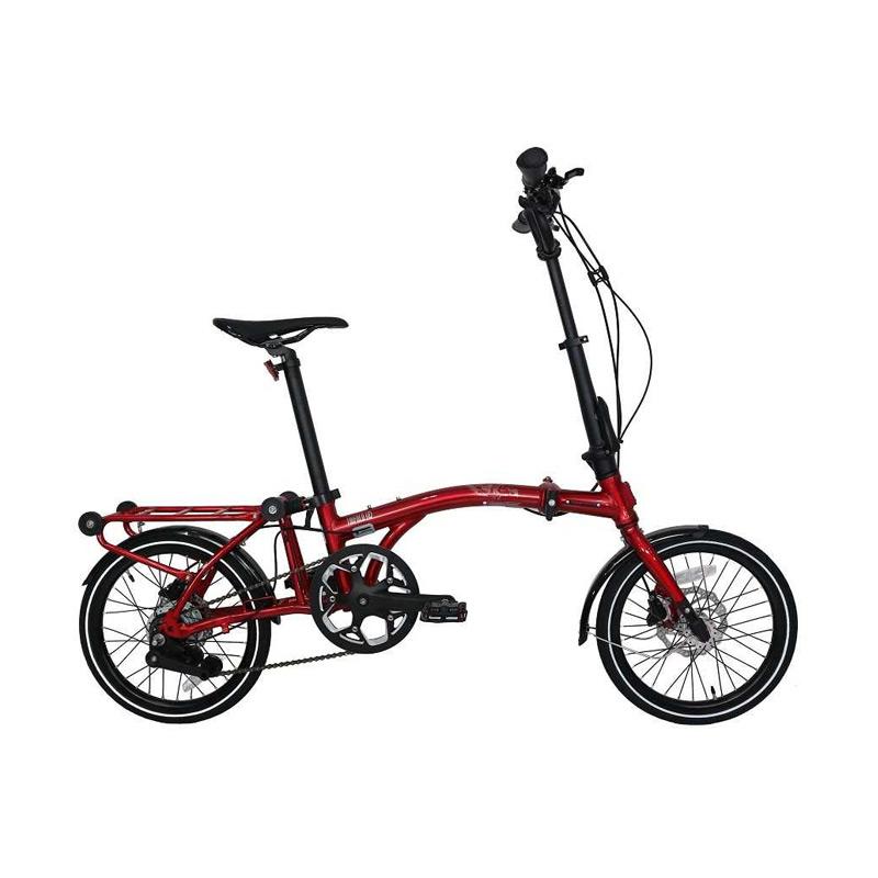 Sepeda Lipat United Trifold 20 Inch - SEPEDAMUR