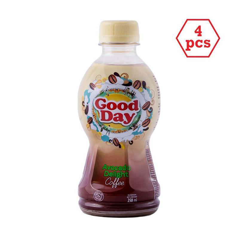 Jual Good Day Avocado Delight 250ml 4pcs Online Desember 2020 Blibli