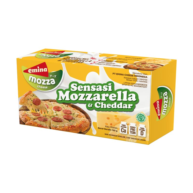 Emina Cheese Mozza 165 g