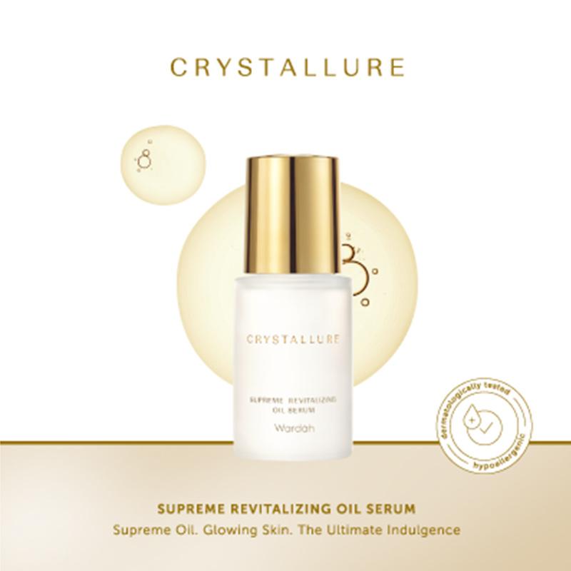 Crystallure Supreme Revitalizing Oil Serum 30 mL