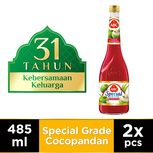 ABC Sirup Special Grade Cocopandan