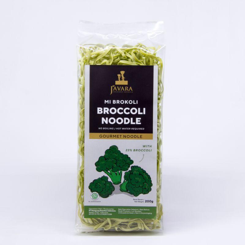 Javara Broccoli Noodle