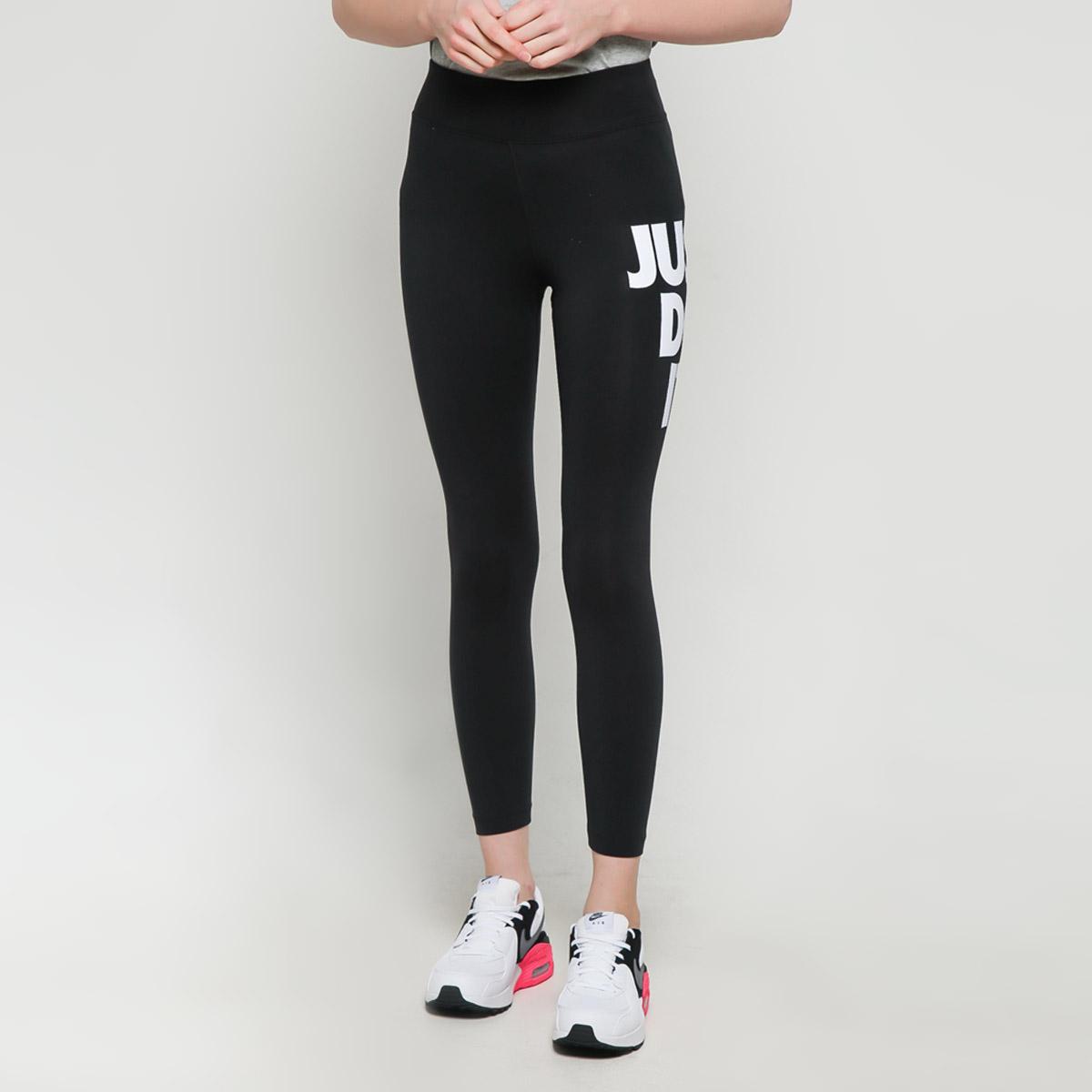Jual Nike Women Sportswear Legasee Legging 7 8 Hi West Just Do It Celana Olahraga Wanita Cj2658 011 Online Oktober 2020 Blibli Com