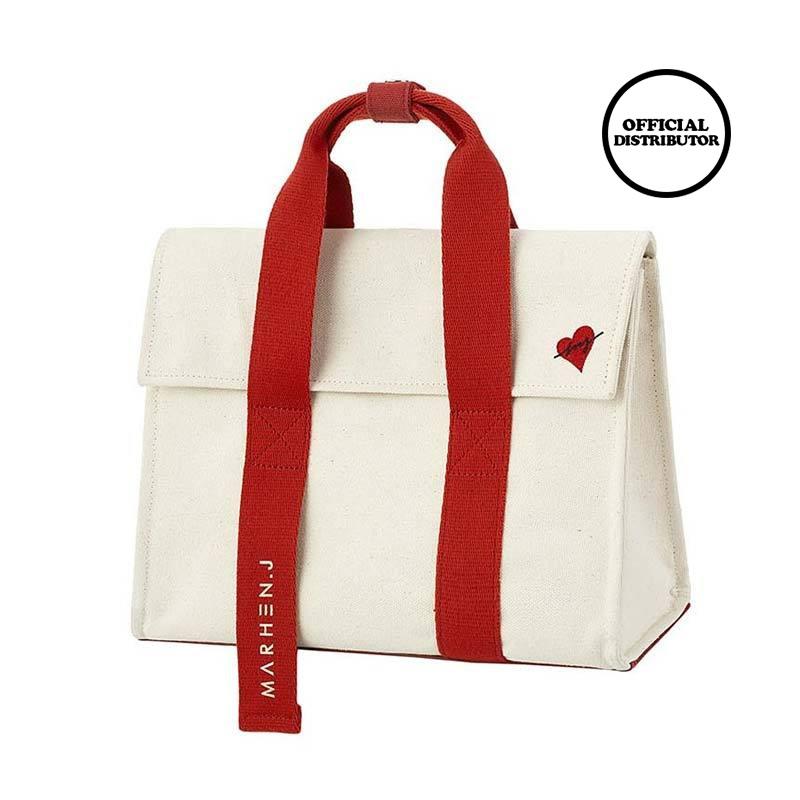 MARHEN J Roy Mini Sling Bag Wanita Heart Signal