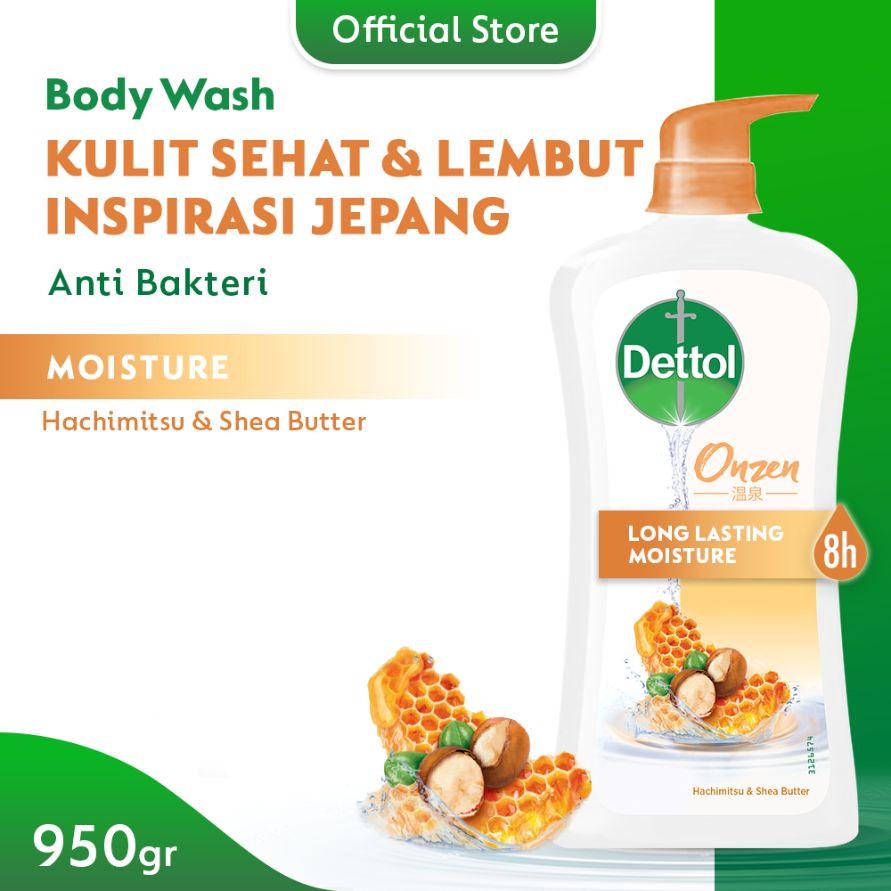 Jual Dettol Onzen Honey Body Wash Sabun Mandi Cair 950 G Pump Online Desember 2020 Blibli