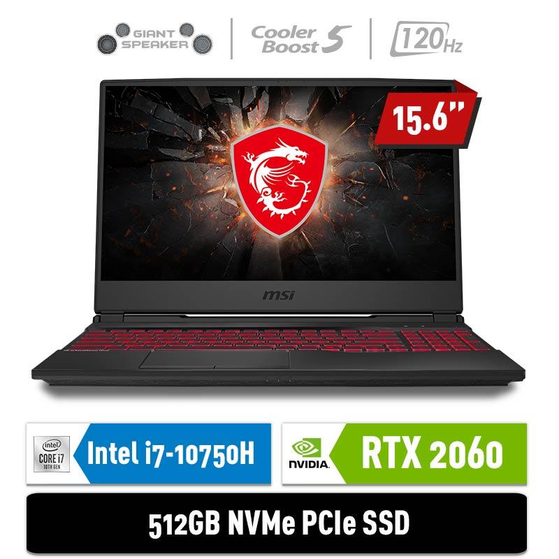 Jual Msi Gl65 Leopard 10ser 216id Gaming Laptop I7 10750h Rtx 2060 6gb 8gb Ddr4 512gb Nvme Win10 120hz 15 6 Fhd Ips Free Backpack Online Oktober 2020 Blibli Com