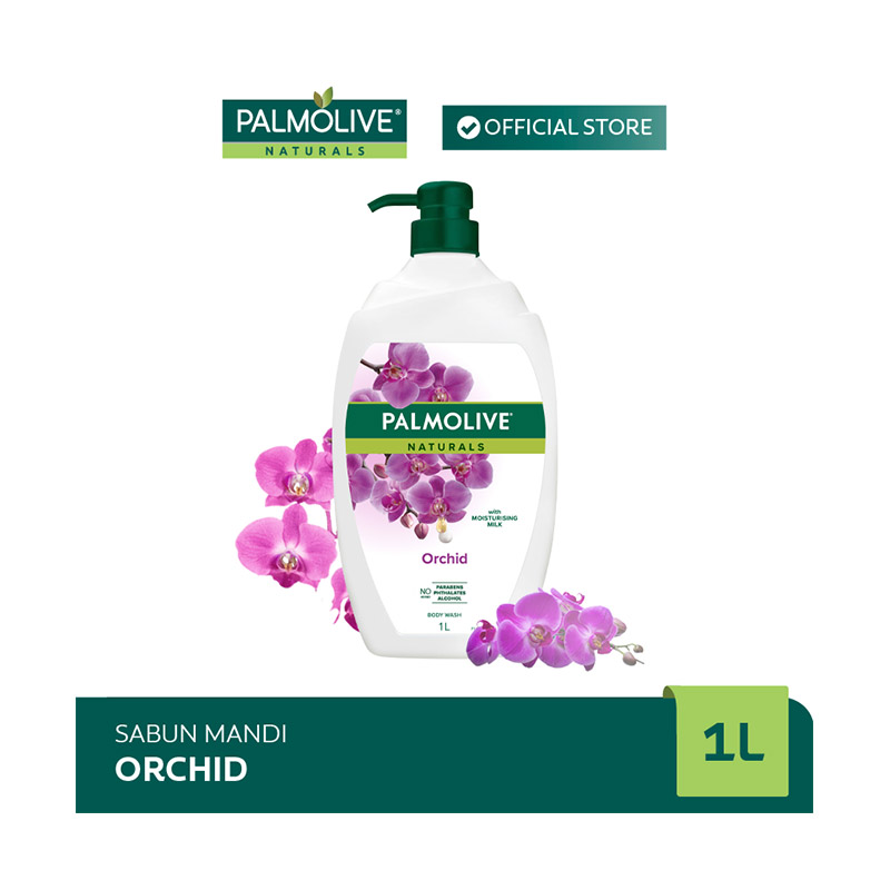 Palmolive Naturals Orchid Body Wash 1 L