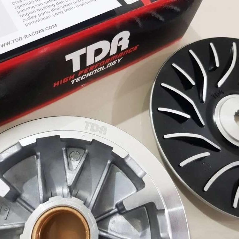 Jual Tdr Touring Pulley Cvt Rumah Roller Racing For Yamaha Nmax Aerox 155 Lexi Online Maret 2021 Blibli