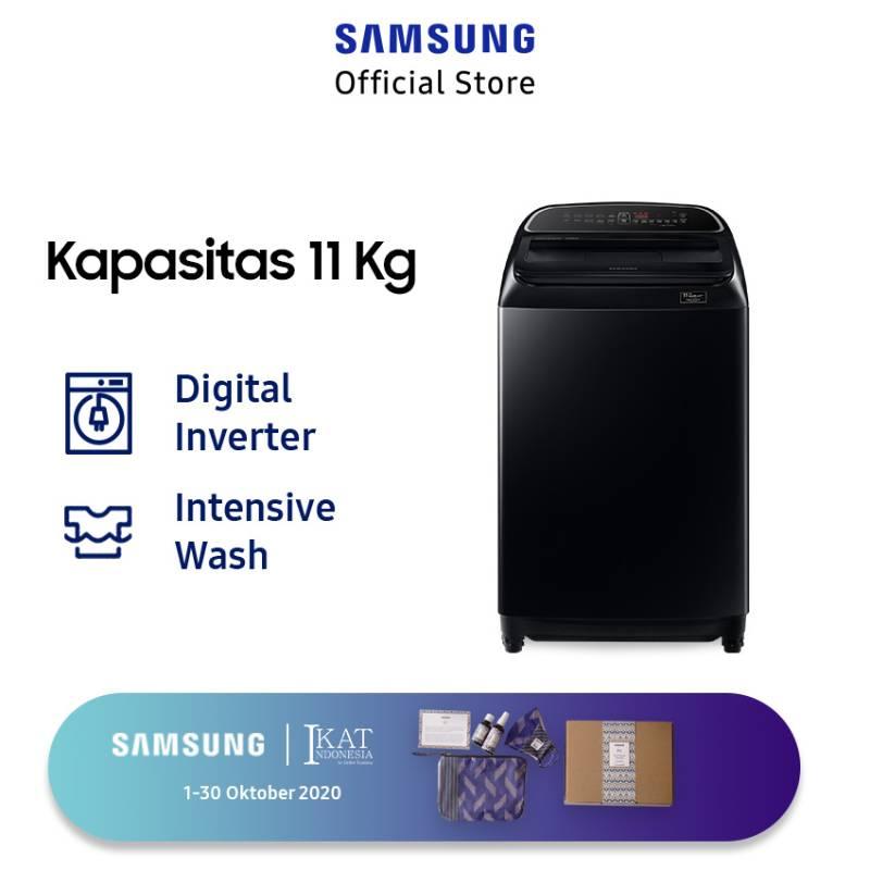 Samsung WA11T5260BV SE Top Loading Mesin Cuci 11 Kg