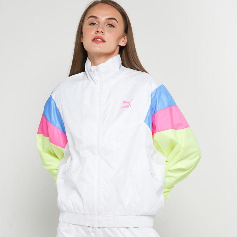 PUMA Women TFS Woven Track Jacket