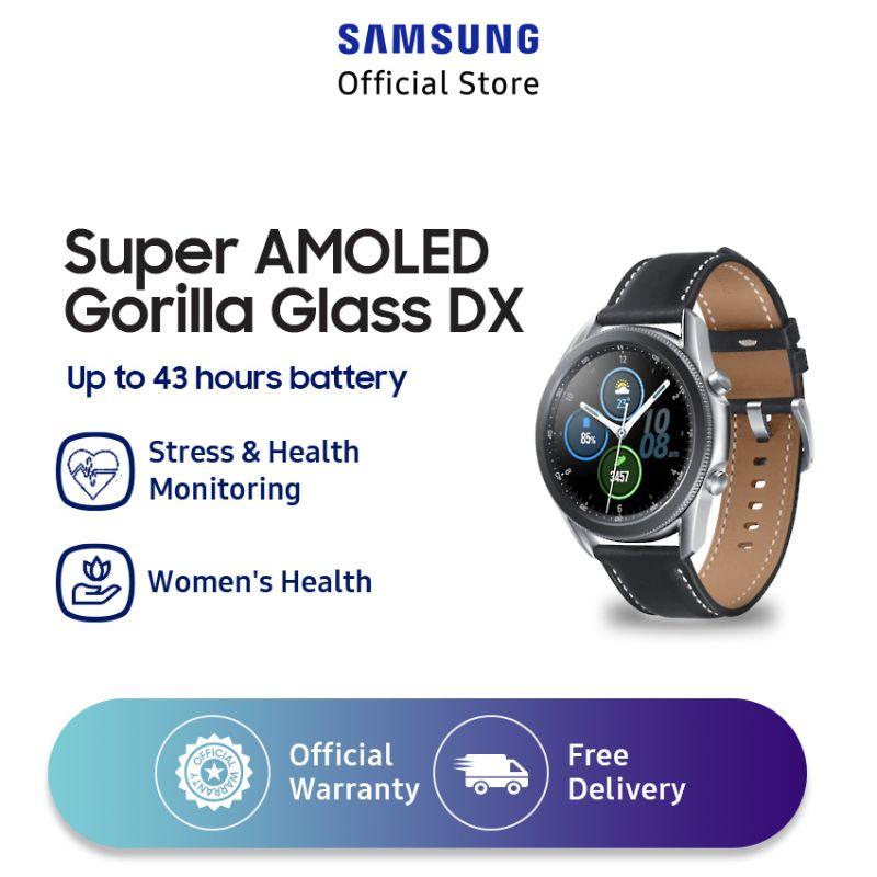 Samsung Galaxy Watch 3 45mm Smartwatch