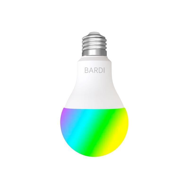 Home Automation RGB WW Smart Light Bulb 12 W Wifi Wireless IoT MULTI COLOUR