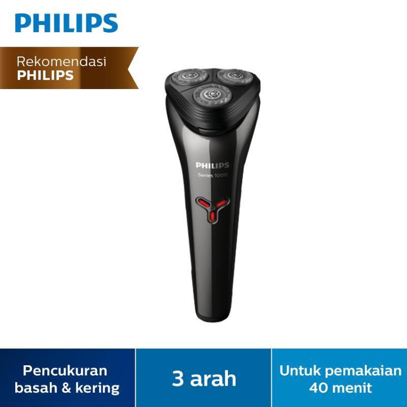 PHILIPS Shave Wet Dry Series 1000 S1301 02