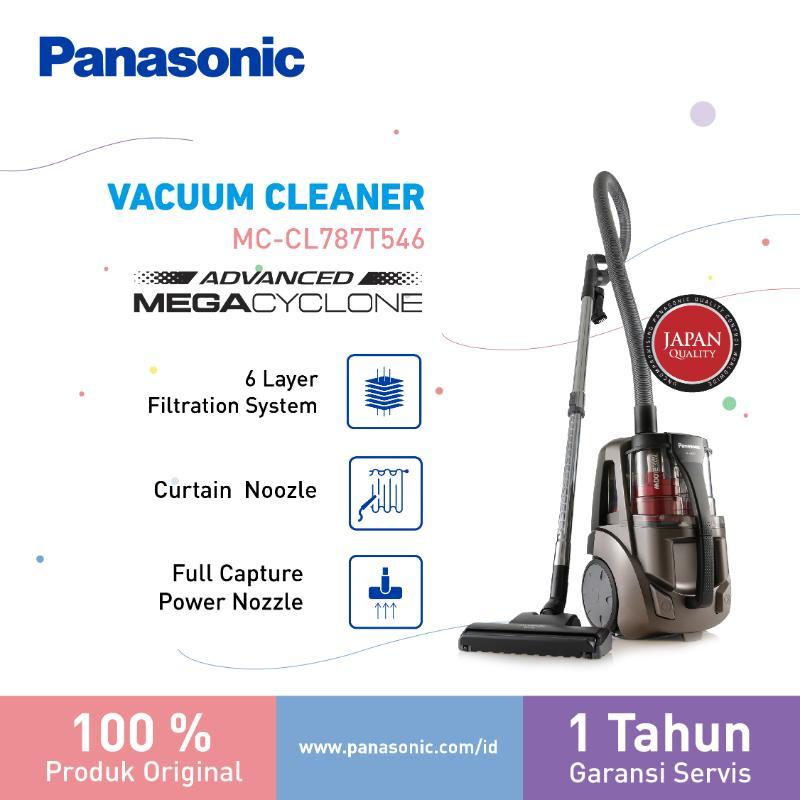 Panasonic MC CL787T546 Vacuum Cleaner