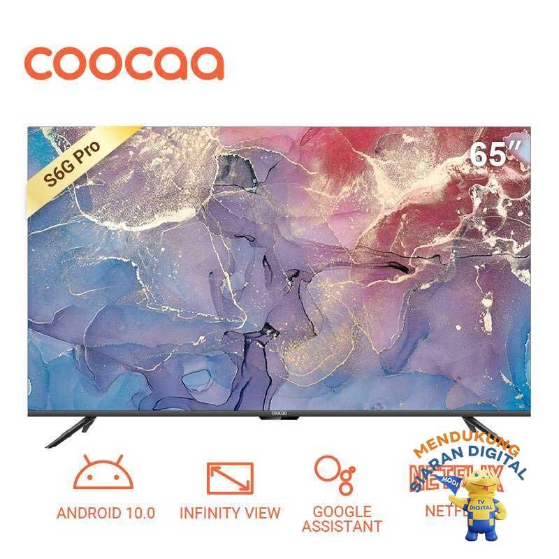 Review Coocaa S6g Pro : Smart Tv Hadir Dengan Android