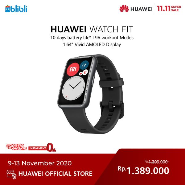 Huawei SmartWatch Fit