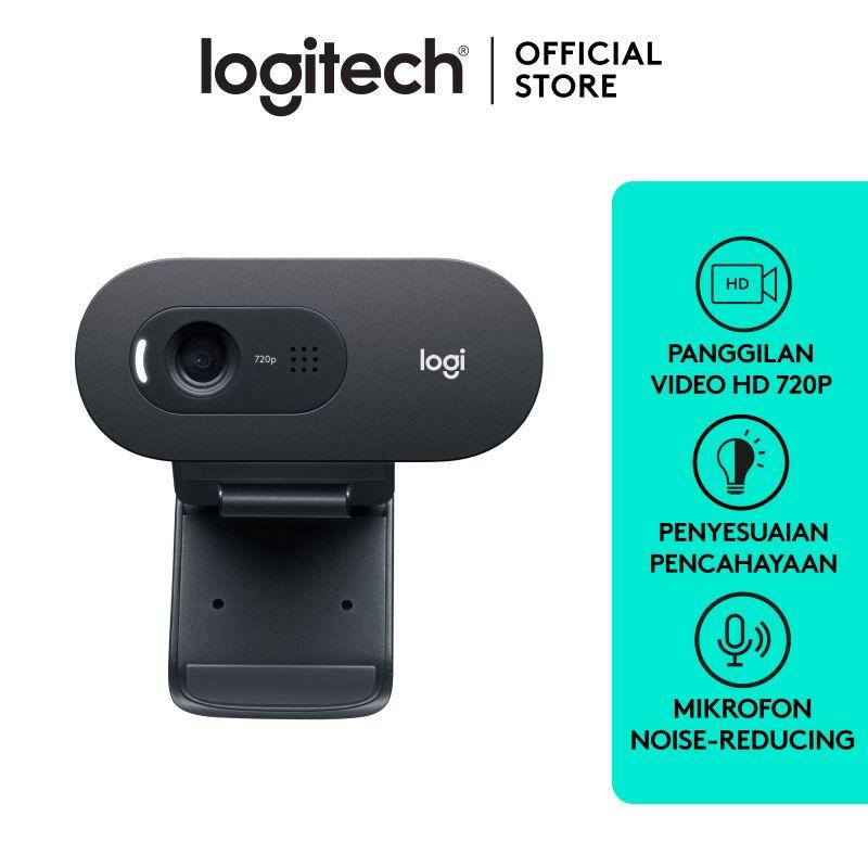 Logitech C505 HD USB Webcam