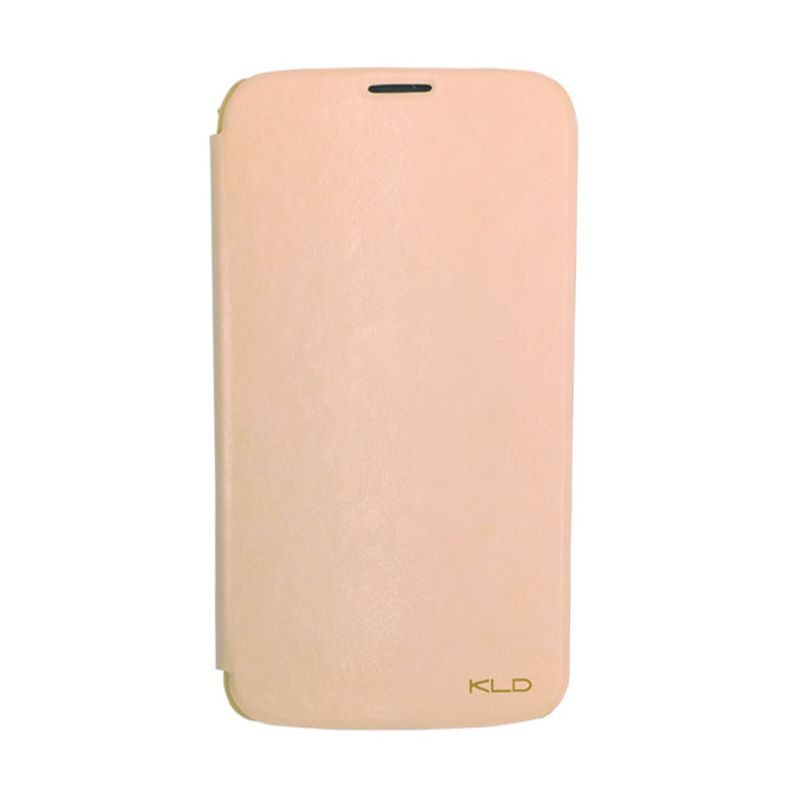 Kalaideng Enland Series Peach Leather Casing for Galaxy Mega 6.3